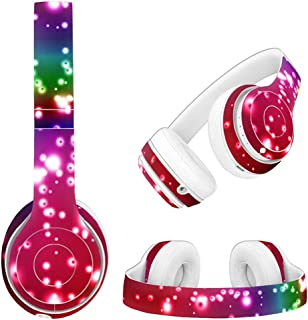 JINZHI Protective Wrap Cover Sticker Universal Vinyl Decal Skin Over-Ear Headsets Accessories for Beats Studio 2.0 3.0 Wireless Headphone
