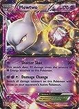 Pokemon - Mewtwo-EX (XY107) - XY Black Star Promos - Holo