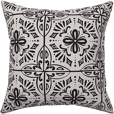 Amazon.com: Mugod - Funda de cojín decorativa para sofá ...