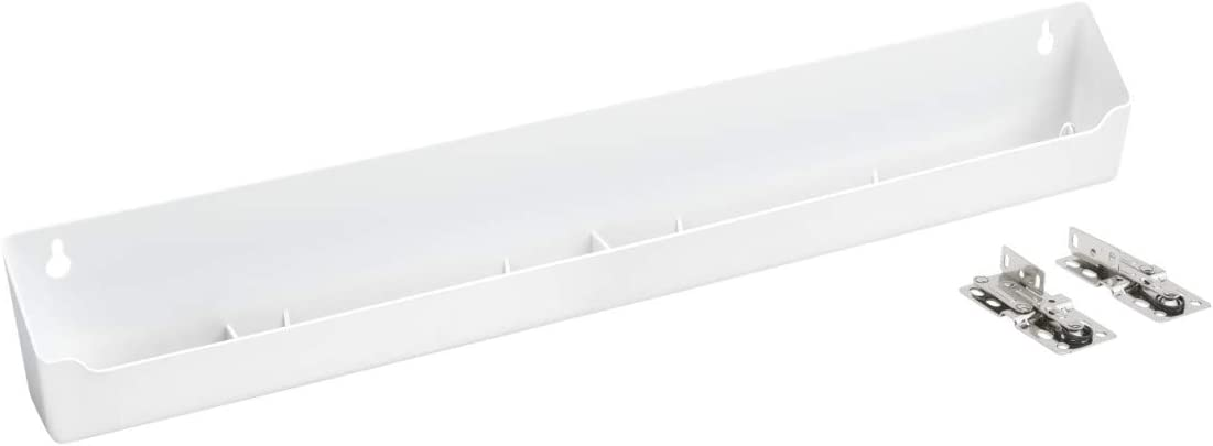 1-9//16 D... 14-3//4 Shallow Sink Tipout Replacement Tray Stainless Steel