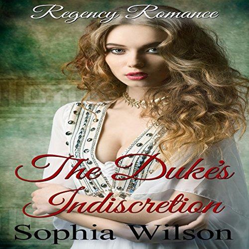 The Duke's Indiscretion audiobook cover art