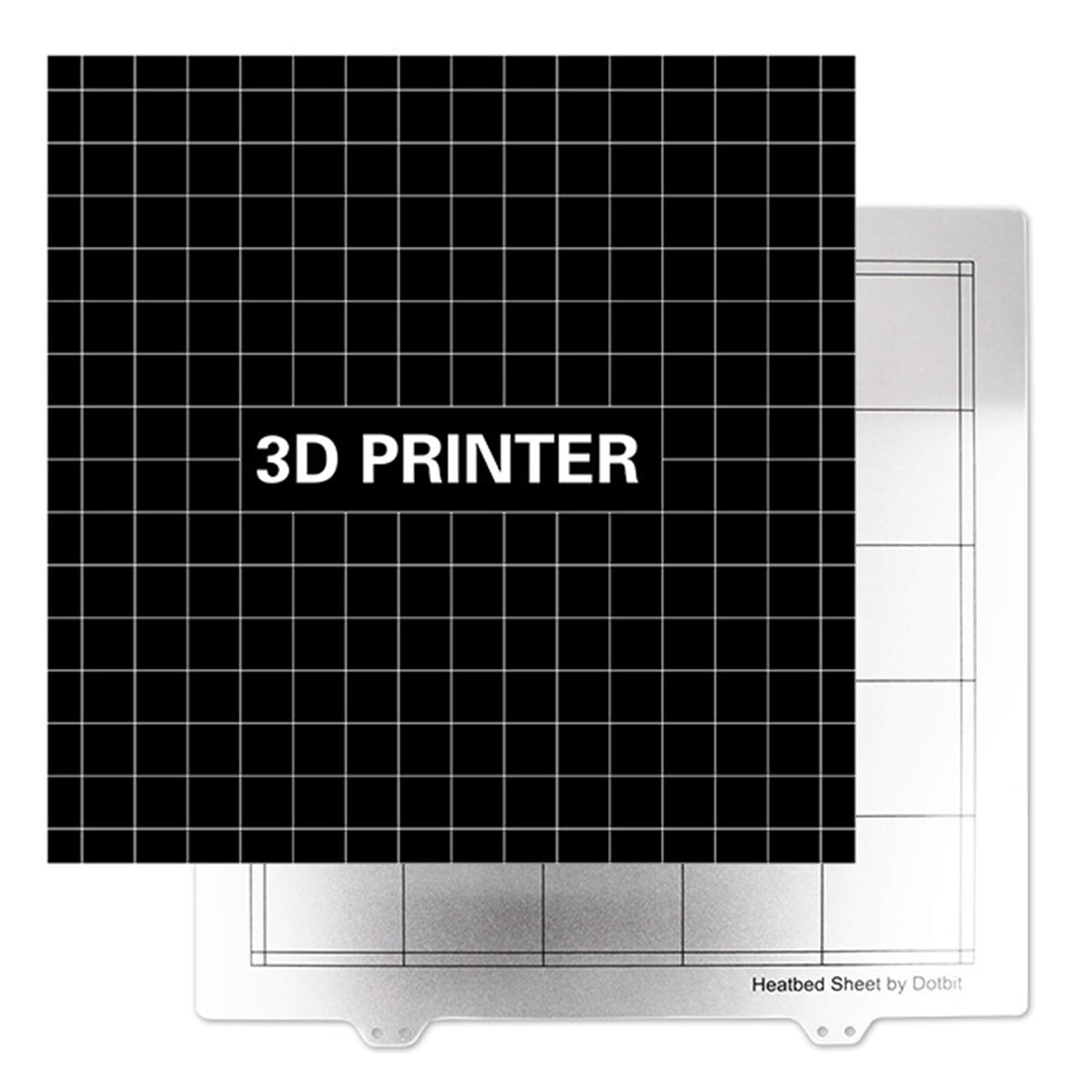 Gimax 3D Printer Accessories Choice Max 56% OFF 300X300Mm Hot Bed Steel Pla Plate +