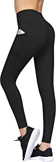 Auu High Waist Yoga Pants With Pockets