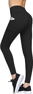 Fengbay High Waist Yoga Pants with Pockets, Yoga Pants for Women Tummy Control Yoga Leggings 4 Way Stretch Workout Pants