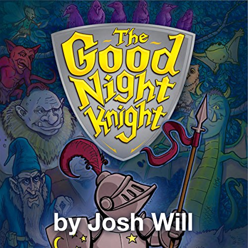 The Good Night Knight audiobook cover art