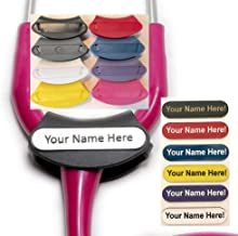 Stethoscope Name Tag Personalized-Littmann Compatible- Free Engraving!