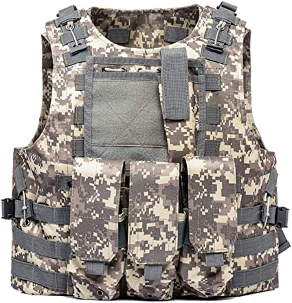 Tactical Vest Shooting Security Survival