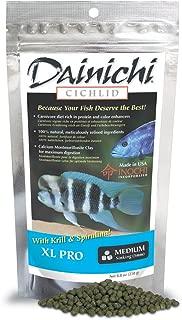 Dainichi Cichlid Food - XL PRO Medium Sinking (5 mm) Pellets, 8.8 oz (250 g)