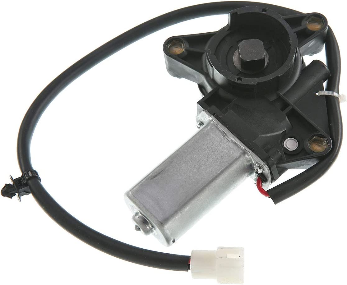 Front Driver Side Power Window for New York Spasm price Mall M Motor 1999-2005 Replacement