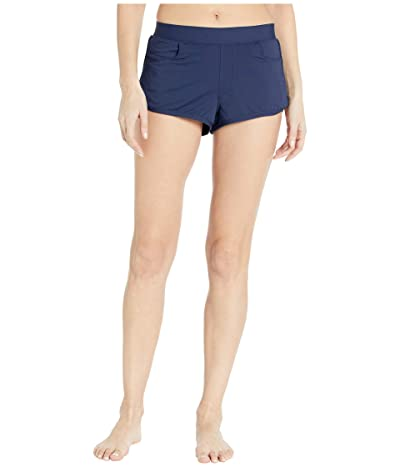 Carve Designs Lorenzo Swim Shorts (Navy) Women