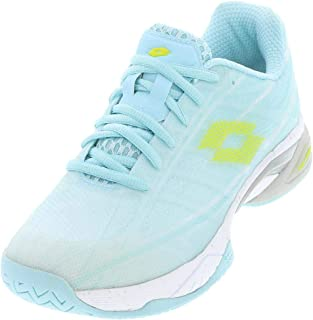 Lotto Mirage 300 SPD Size 7.5 - Women's Tennis Shoes Aqua