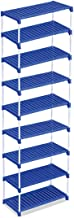 Ebee Multipurpose Rack (9 Step, Blue)