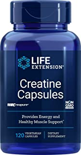 Life Extension Creatine 120 Vegetarian Capsules