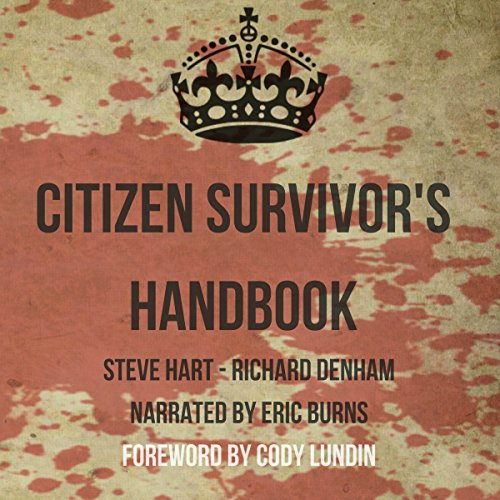 The Citizen Survivor's Handbook cover art