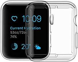 Fogtek Apple Watch Case 38mm Full Screen Protector Cover...