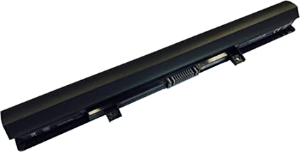 New GHU Battery 45 WH 14.8V Replacement for PA5195U-1BRS PA5185U-1BRS PA5186U-1BRS PA5184U-1BRS Compatible with Toshiba Satellite Laptop C55-B L55-B5294 Capacity 45 WHR 2800 mAh