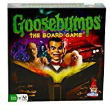 Goosebumps Movie Game - Thrilling Family Board Game - Battle Each Other In A...