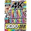 洋楽 DVD TikTok のアプリ内でバズったPV 163曲 フルPV収録 4枚組 4K Tik & Toker 2020 - DJ Beat Controls 4DVD TikTok 人気爆裂中 2020年超最新 観なきゃ損