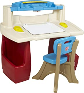 Step2 Deluxe Art Master Kids Desk | Assembles In Min