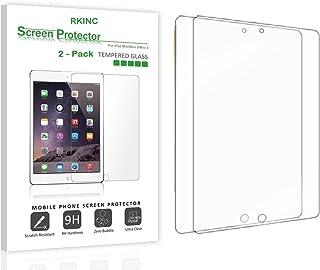 [2-Pack] RKINC Tempered-Glass Screen Protector for iPad Mini / iPad Mini 2 / iPad Mini 3 with Retina display - Premium Cry...