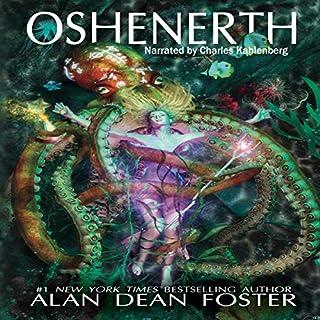 Oshenerth audiobook cover art