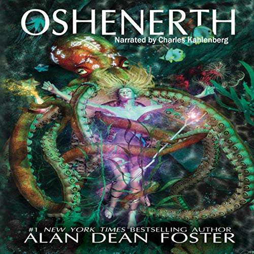 Oshenerth audiobook cover art