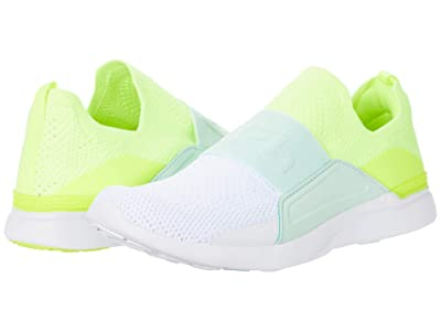 Athletic Propulsion Labs (APL) Techloom Bliss (Energy/Peppermint/White) Women