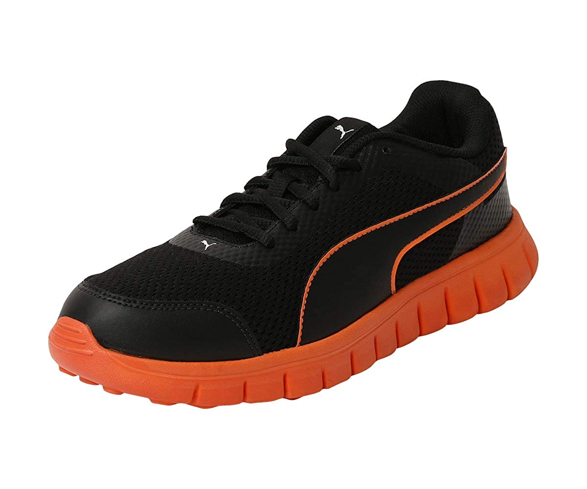 Buy Puma Men's Black Running Shoes-8 UK