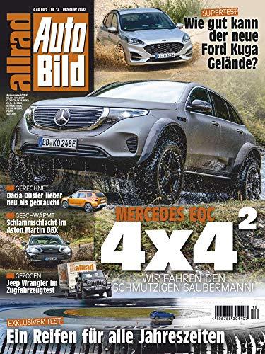 Auto Bild Allrad 12/2020 'Mercedes EQC'