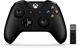 Microsoft Microsoft Xbox Wireless Controller + Wireless Adapter for Windows 10