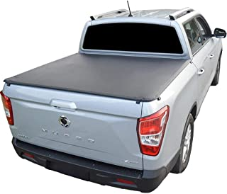 ClipOn Ute/Tonneau Cover for Ssangyong Musso (2018 to Current) Dual Cab