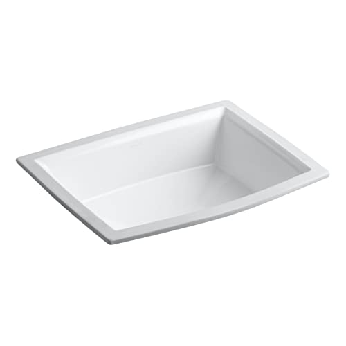 Kohler Undermount Bathroom Sink Amazoncom