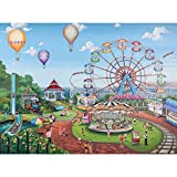 Bits and Pieces - 500 Piece Jigsaw Puzzle -Carnival Day - Ferris Wheel