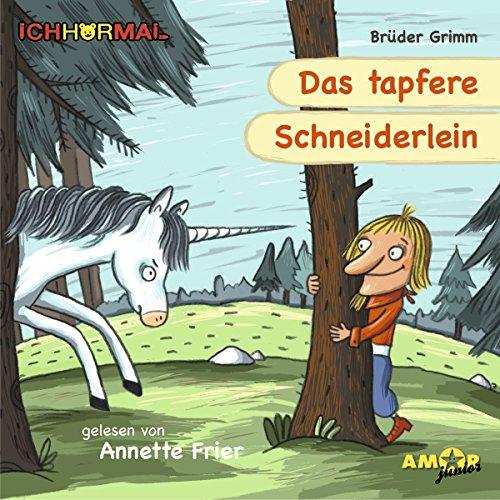 Das tapfere Schneiderlein cover art