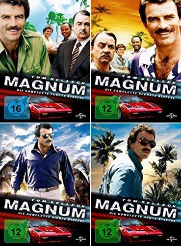 Staffel 5-8 (20 DVDs)