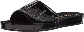 Best calvin klein sandals black Reviews