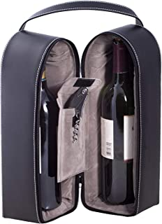 Best leather wine carrier uk Reviews