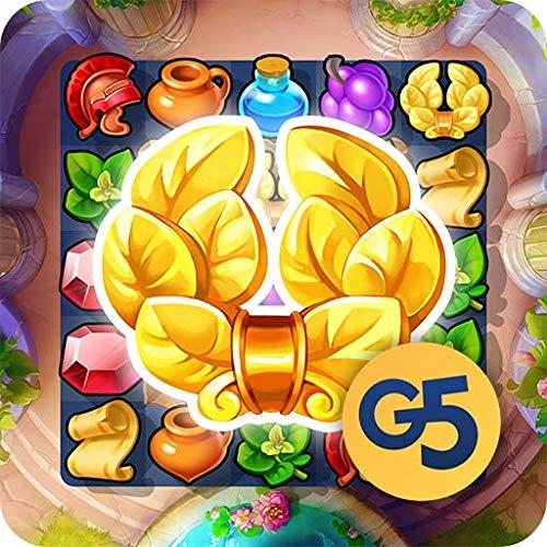 Jewels of Rome: Edelstein-Kombinier-Spiel