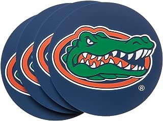 Florida Gators 4-Pack NCAA PVC Coaster