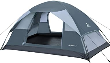 Forceatt Camping Tent for 2 People with Double Doors,...