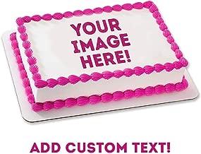 Custom Edible Images 7.5
