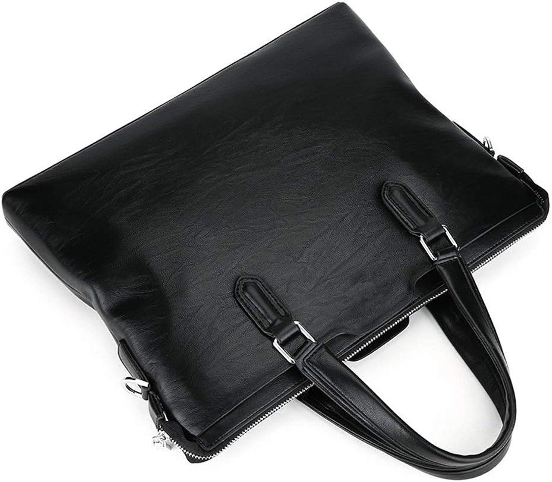 Briefcase Home Herren Herren Herren Tasche Herren Business Handtasche Herren Aktentasche Umhängetasche Herren Casual Querschnitt tragbar B07L1N7DZV | Online Shop  f5ec82