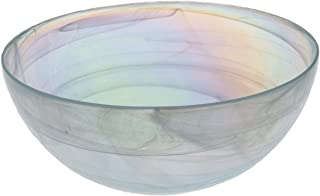 Abigails Clear Stone Age Bowl, Pearl
