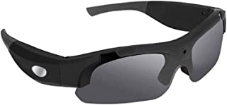 Adesign Caméra de Lunettes de Soleil Bluetooth, caméra d'enregistreur vidéo Full HD 1080p pour Conduite de la Conduite de ...
