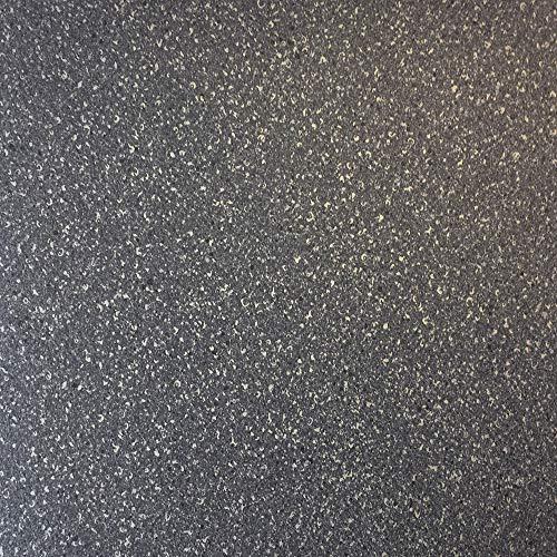 PVC-Boden Holzdielenoptik Mittelbraun mit Vliesrücken  Vinylboden 4m Breite & 6m Länge   Fußbodenheizung geeignet   PVC Platten strapazierfähig & pflegeleicht   robuster rutschhemmender Fußboden-Belag