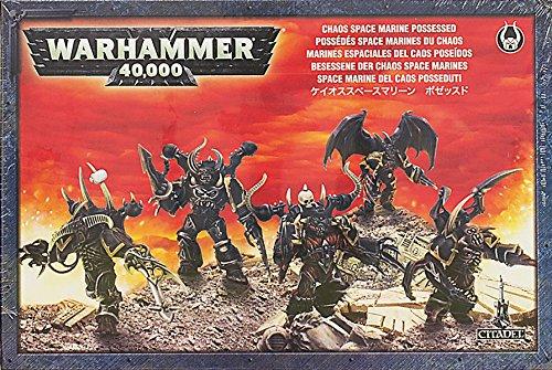 Chaos Space Marine Possessed Warhammer 40k
