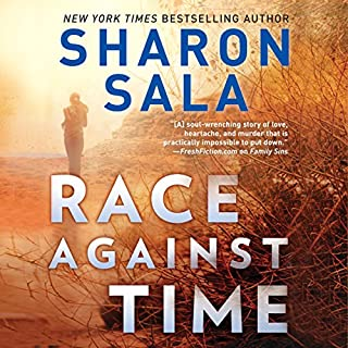 Race Against Time audiobook cover art