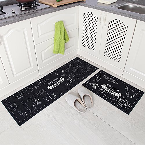 Carvapet Alfombras Cocina Lavable