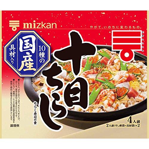 Mizkan(ミツカン)『十目ちらし』