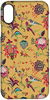 Macmerise IPCIPXPPS1512 Payal Singhal Chidiya Mustard - Pro Case for iPhone X - Multicolor (Pack of1)